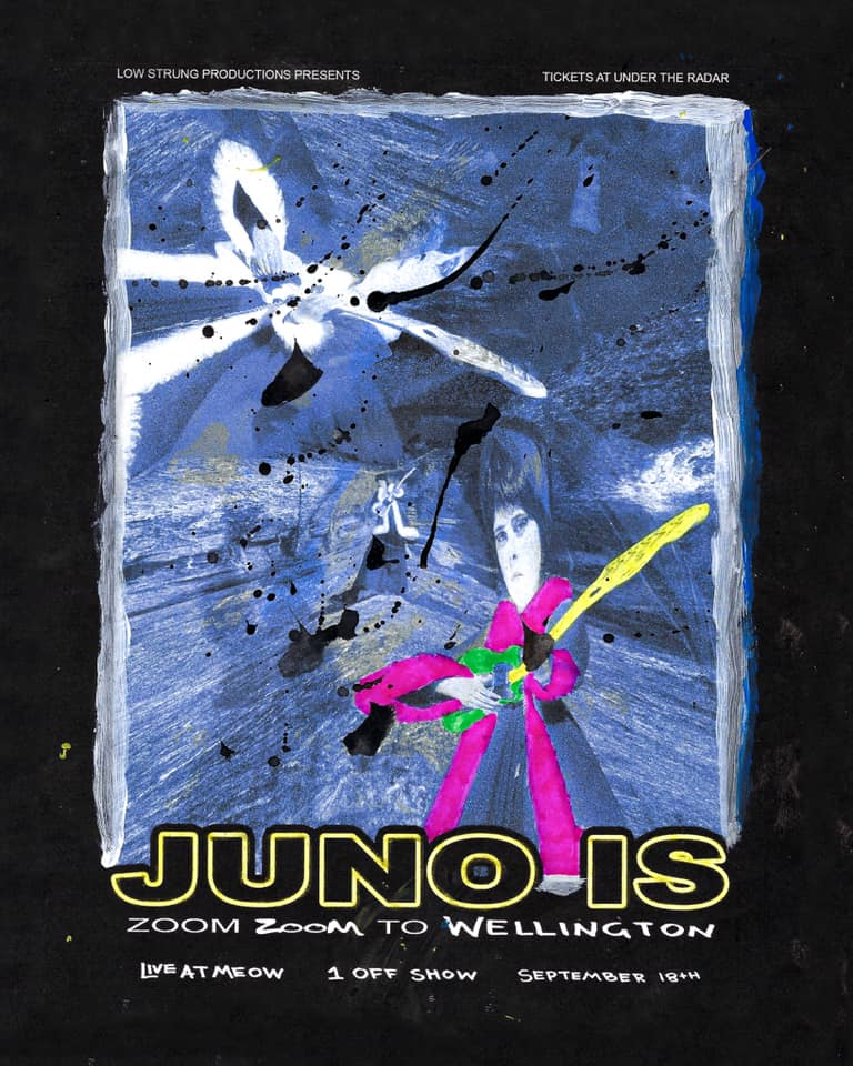 Juno Is poster