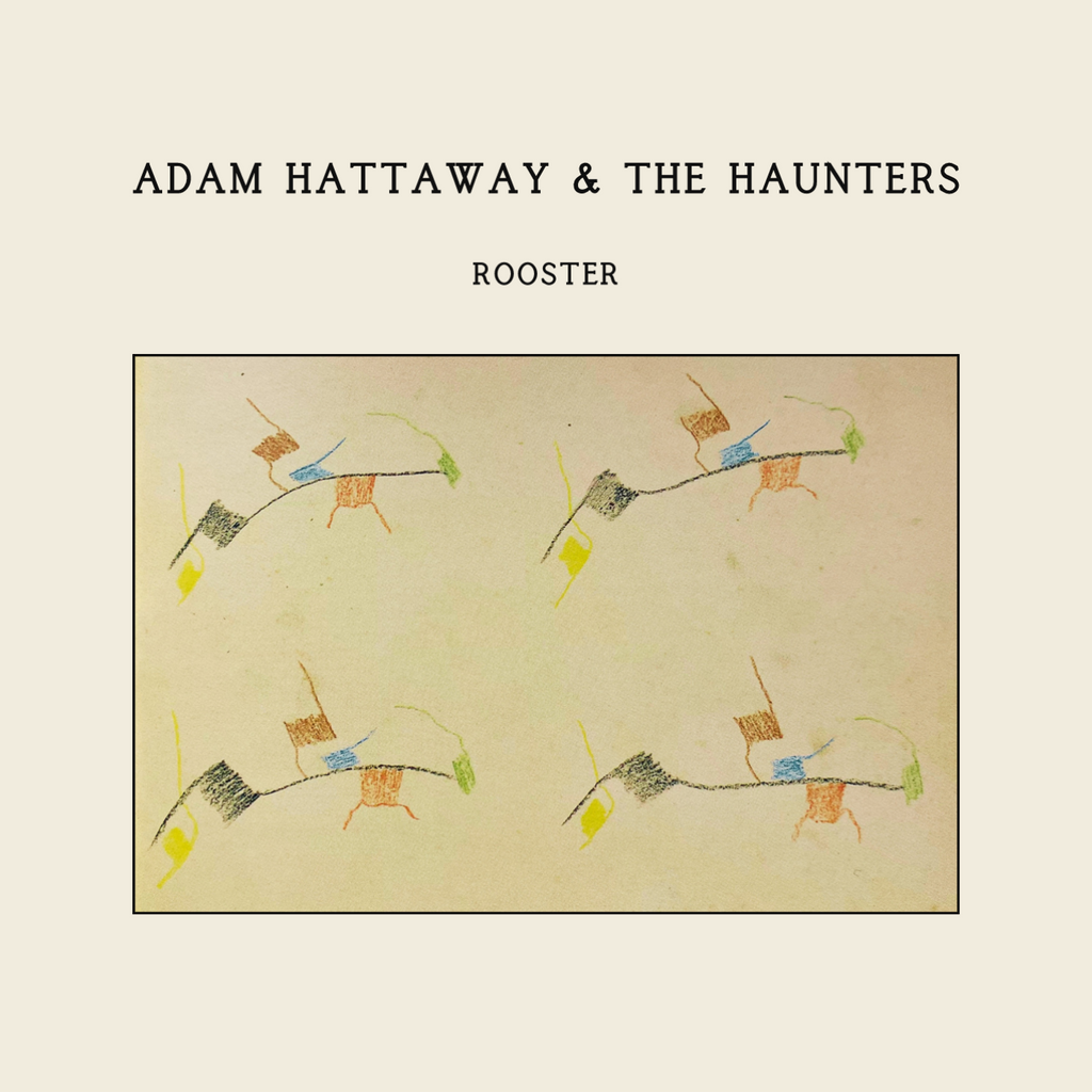Album Cover: Rooster by Adam Hattaway and The Haunters
