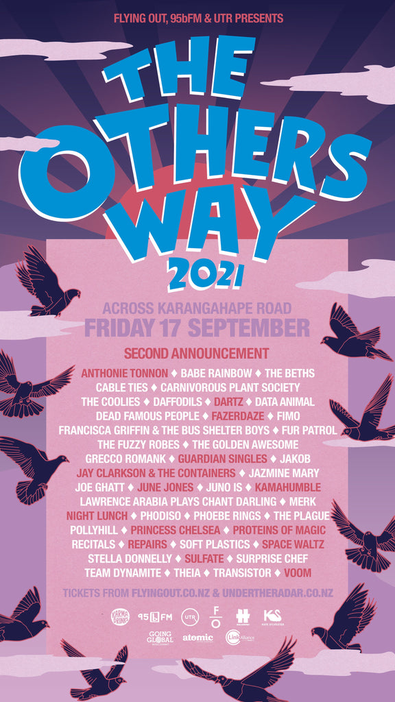 The Others Way poster