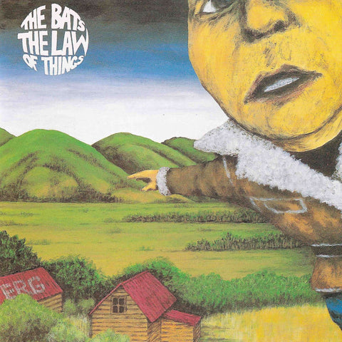 The Bats - The Law Of Things ‎(2014)
