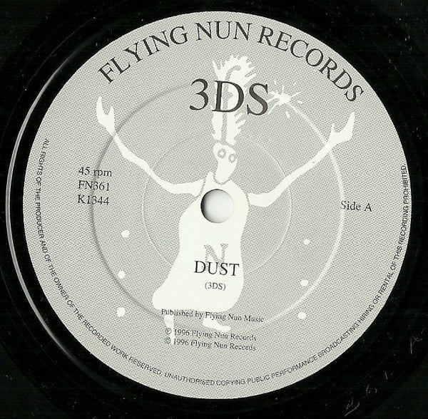 FN361 3Ds - Dust ‎(1996)