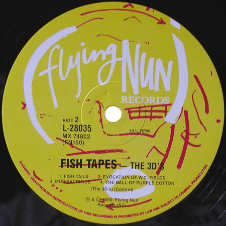 FN150 3Ds - Fish Tales (1990)