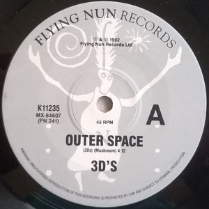 FN241 3Ds - Outer Space ‎(1992)