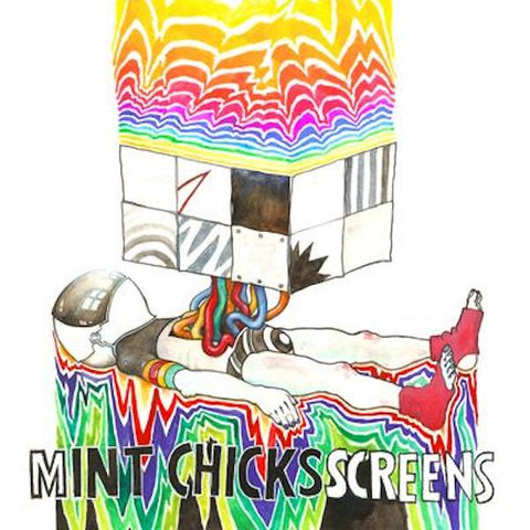 FN505 The Mint Chicks - Screens (2009)