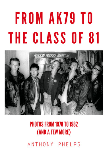 From AK79 to the Class of 81 (Photos from 1978-1982)
