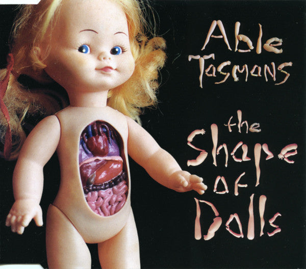 FN280 Able Tasmans - The Shape Of Dolls (1993)