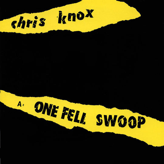 FN316 Chris Knox - One Fell Swoop (1995)