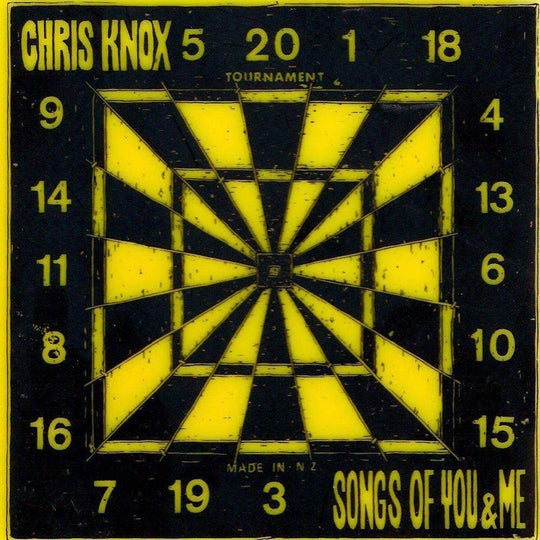 FNCD313 Chris Knox - Songs Of You & Me (1995)