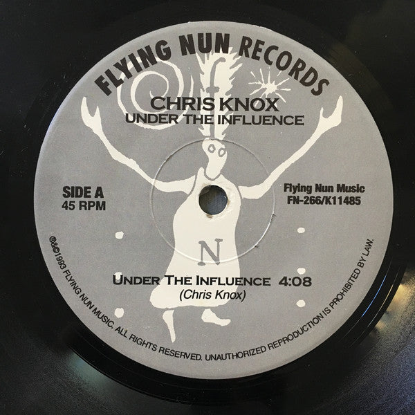 FN266 Chris Knox - Under The Influence ‎(1993)