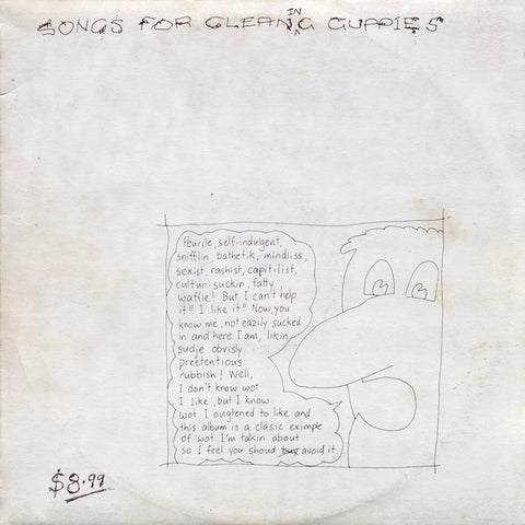 ME 1 C. Knox - Songs For Cleaning Guppies (1983)