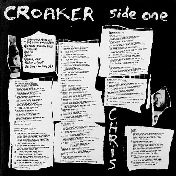 FN165 Chris Knox - Croaker (1990)
