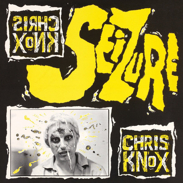 FN125 Chris Knox - Seizure (1989)