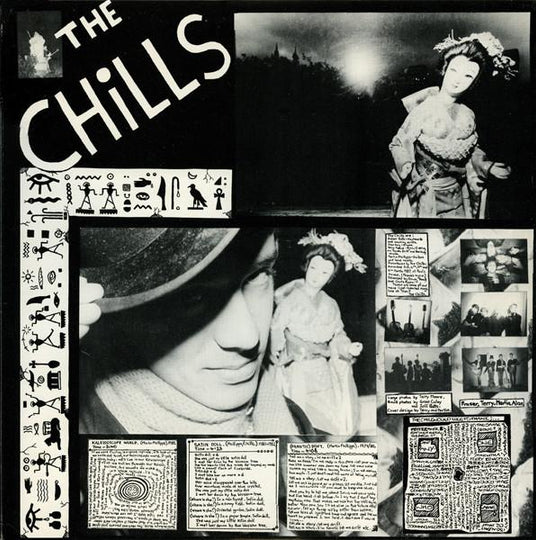 DUN 1 The Chills/Sneaky Feelings/The Stones/The Verlaines - Dunedin Double (1982)