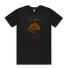 The Bats Foothills T-Shirt (Black)