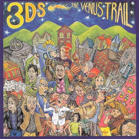 FN281 3Ds - The Venus Trail (1993)