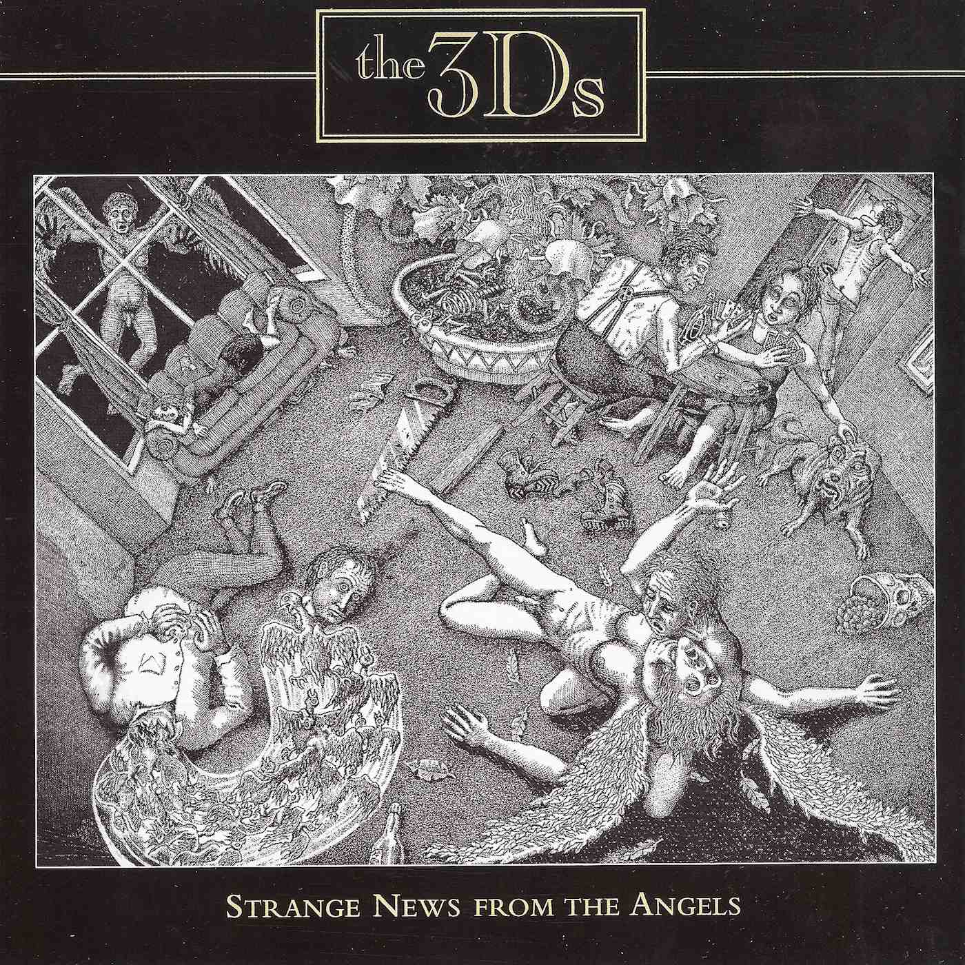 3Ds - Strange News From The Angels (1996)