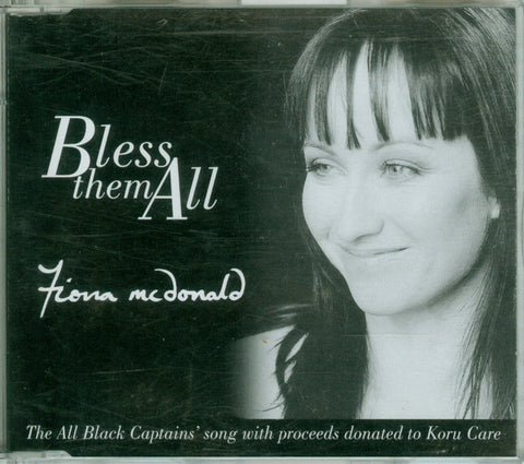 FN440 Fiona McDonald - Bless Them All (1999)