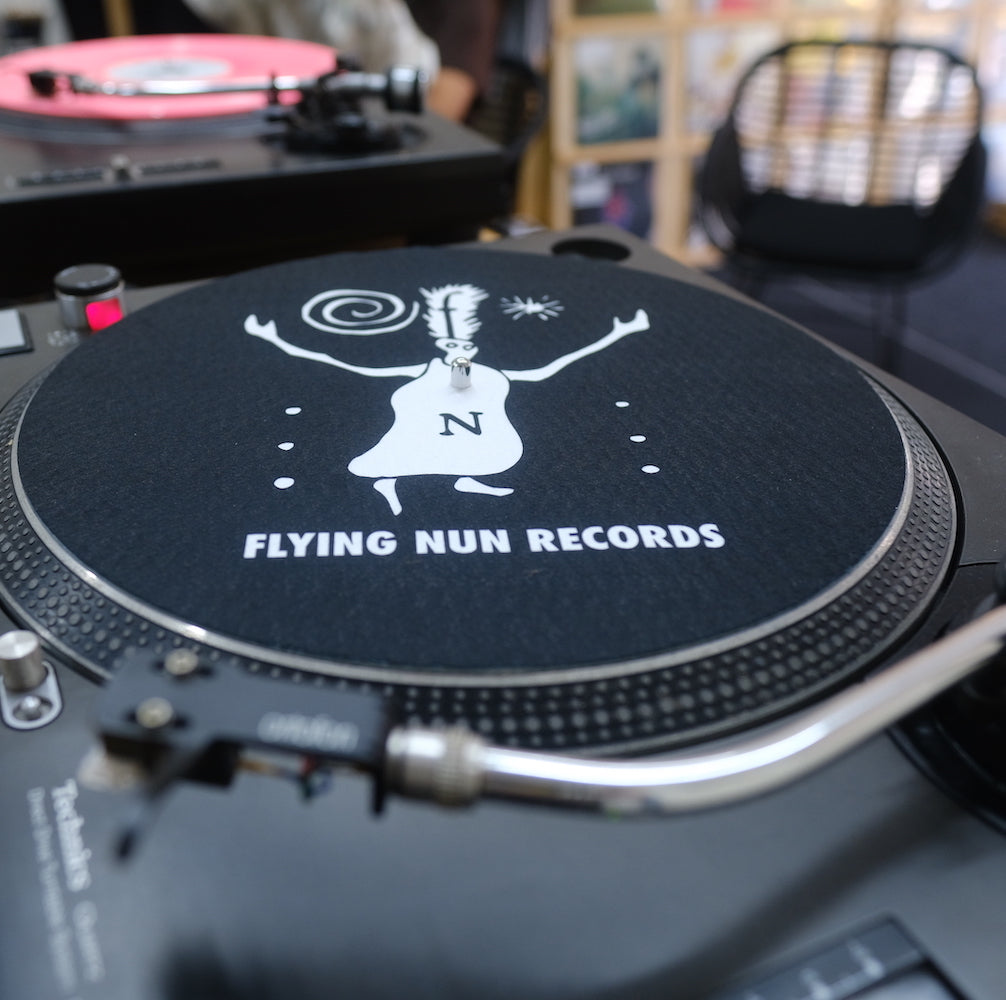 Flying Nun Fuzzy Slipmat