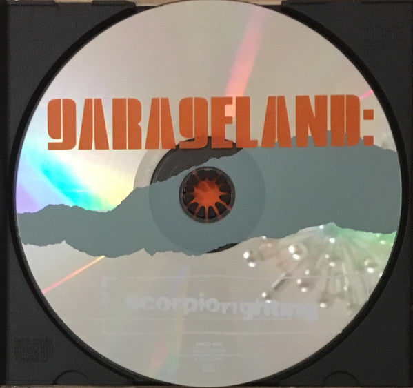 Garageland - Scorpio Righting (2001)