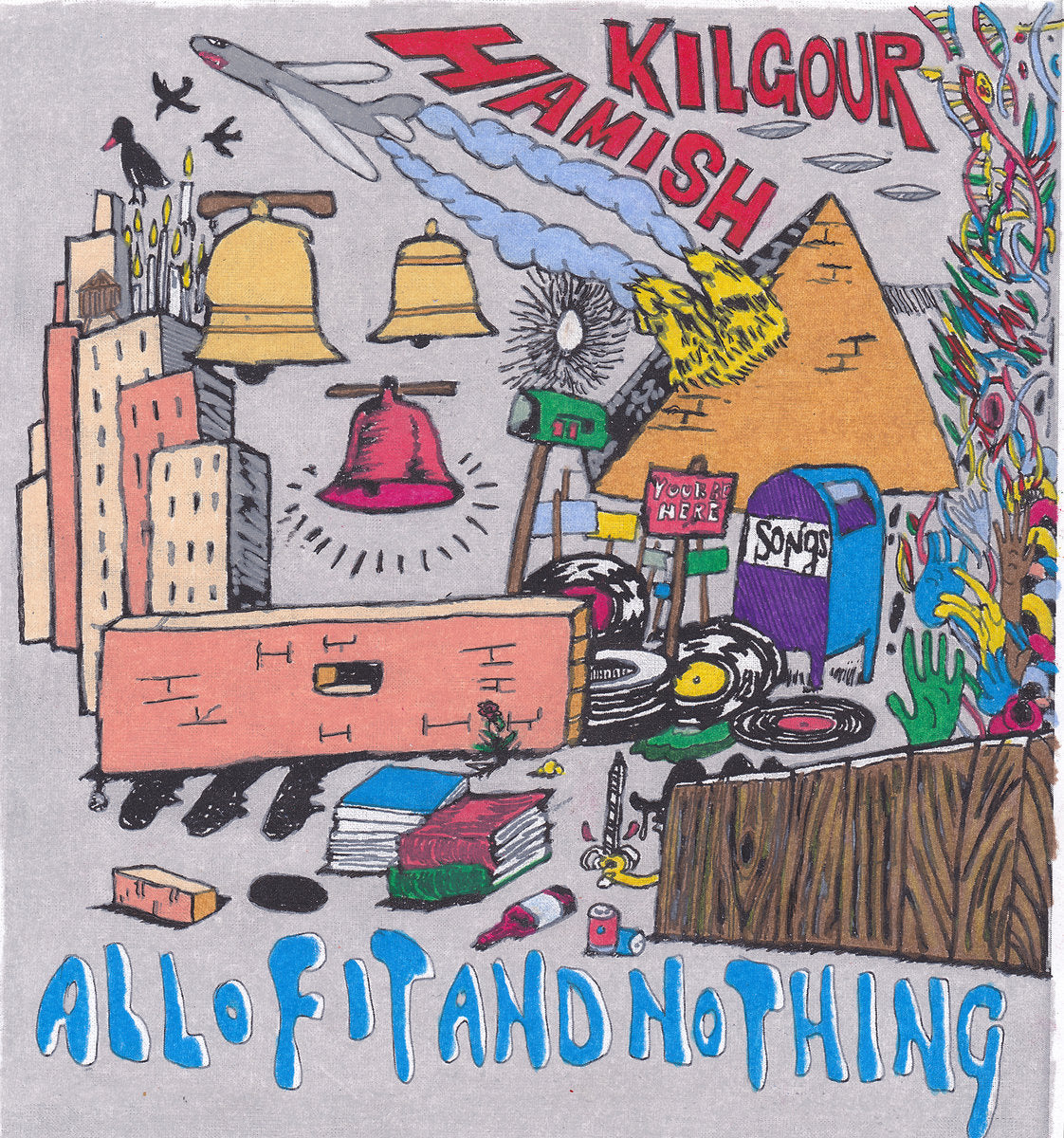 Hamish Kilgour - All Of It And Nothing (2014)