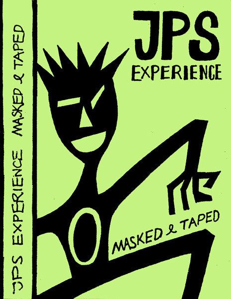 FN272 Jean-Paul Sartre Experience - Masked And Taped ‎(1993)