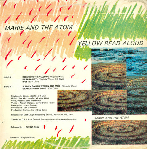 YELL 001 Marie And The Atom - Yellow Read Aloud (1983)