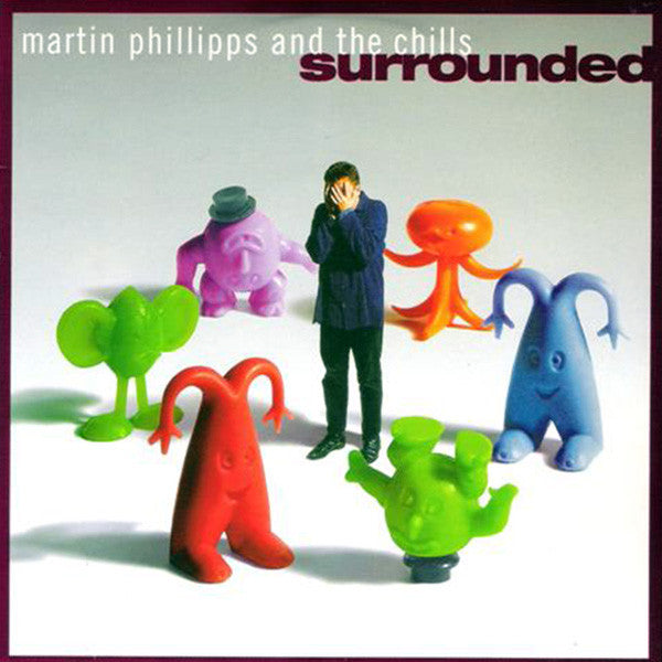 FN365 Martin Phillipps & The Chills - Surrounded ‎(1996)