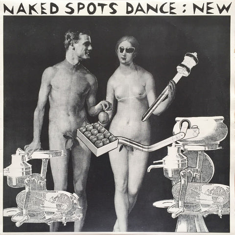NSD 2 Naked Spots Dance - New (1982)