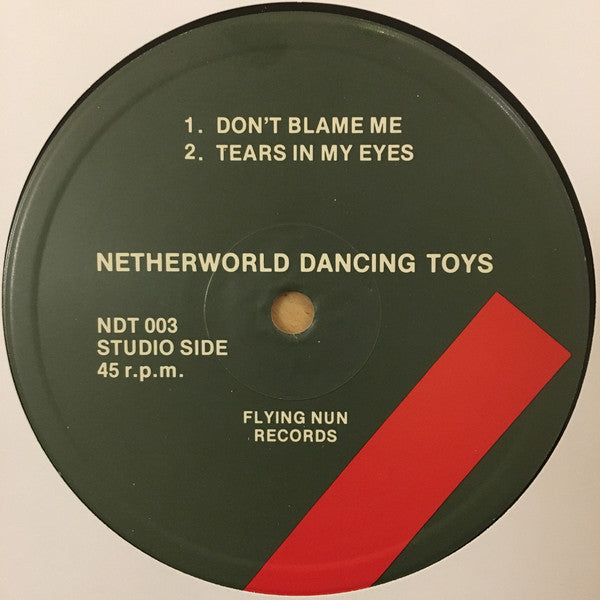 NDT 003 Netherworld Dancing Toys - Song And Dance (1984)