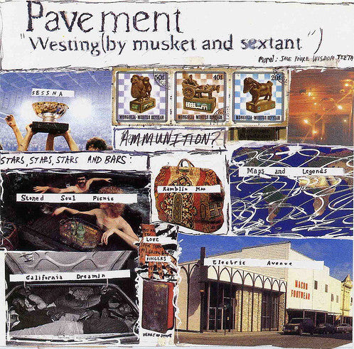 FN433 Pavement - Westing (By Musket And Sextant) (2000)
