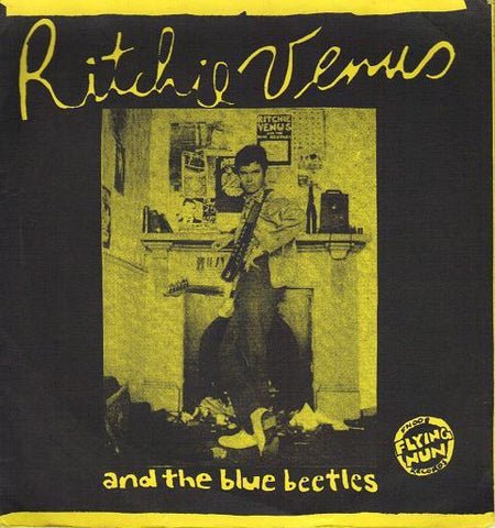 FN008 Ritchie Venus & The Blue Beetles - Bleeding Hearts (1982)