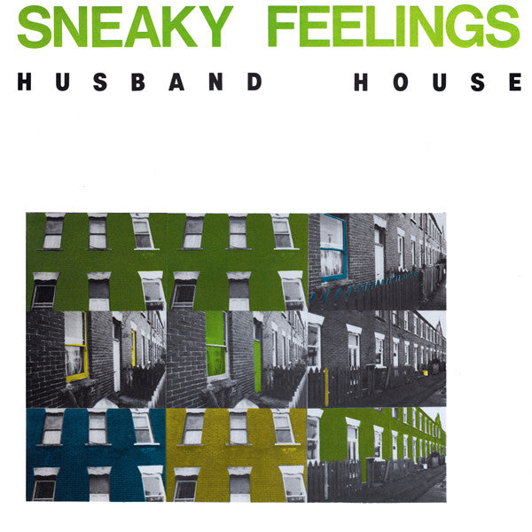 FEEL 2 Sneaky Feelings - Husband House (1985)