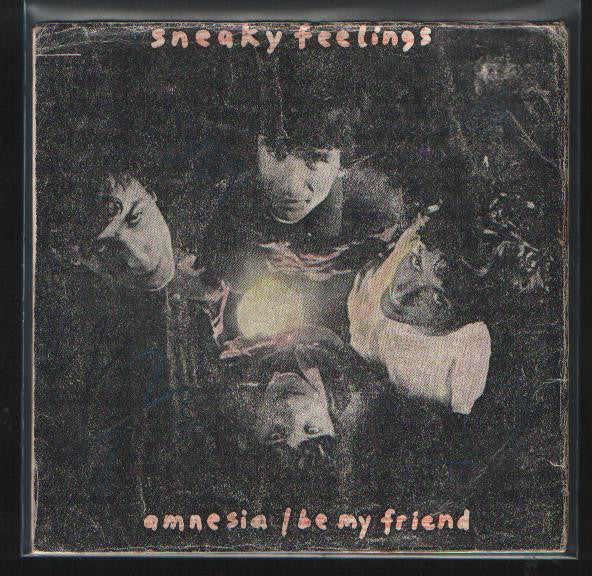 FN015 Sneaky Feelings - Be My Friend (1983)