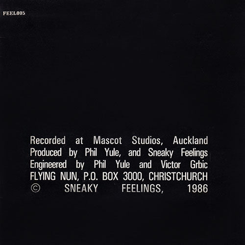 FEEL 5 Sneaky Feelings - Coming True / Wasted Time (1986)