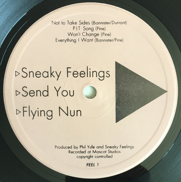 FN544 Sneaky Feelings ‎– Send You (1984)