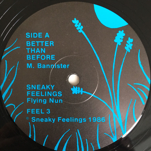 FEEL 3 Sneaky Feelings - Better Than Before (1986)