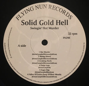 FN298 Solid Gold Hell - Swingin' Hot Murder ‎(1994)