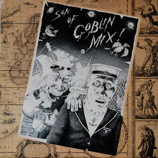 FN074 Son Of Goblin Mix - The Birth & Death Of Goblin Mix (1986)