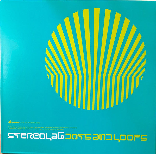 Stereolab – Dots and Loops (1997)