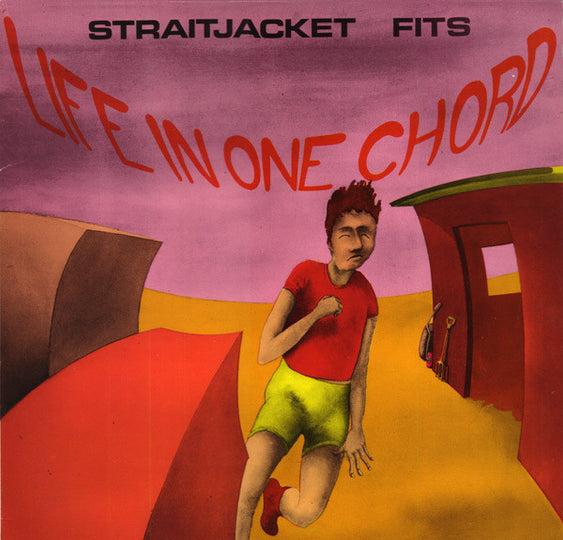 FN080 Straitjacket Fits - Life In One Chord (1987)