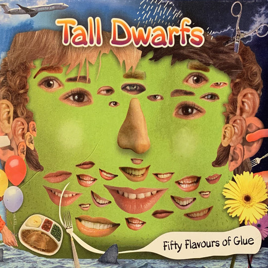 FN412 Tall Dwarfs - Fifty Flavours Of Glue (1998)