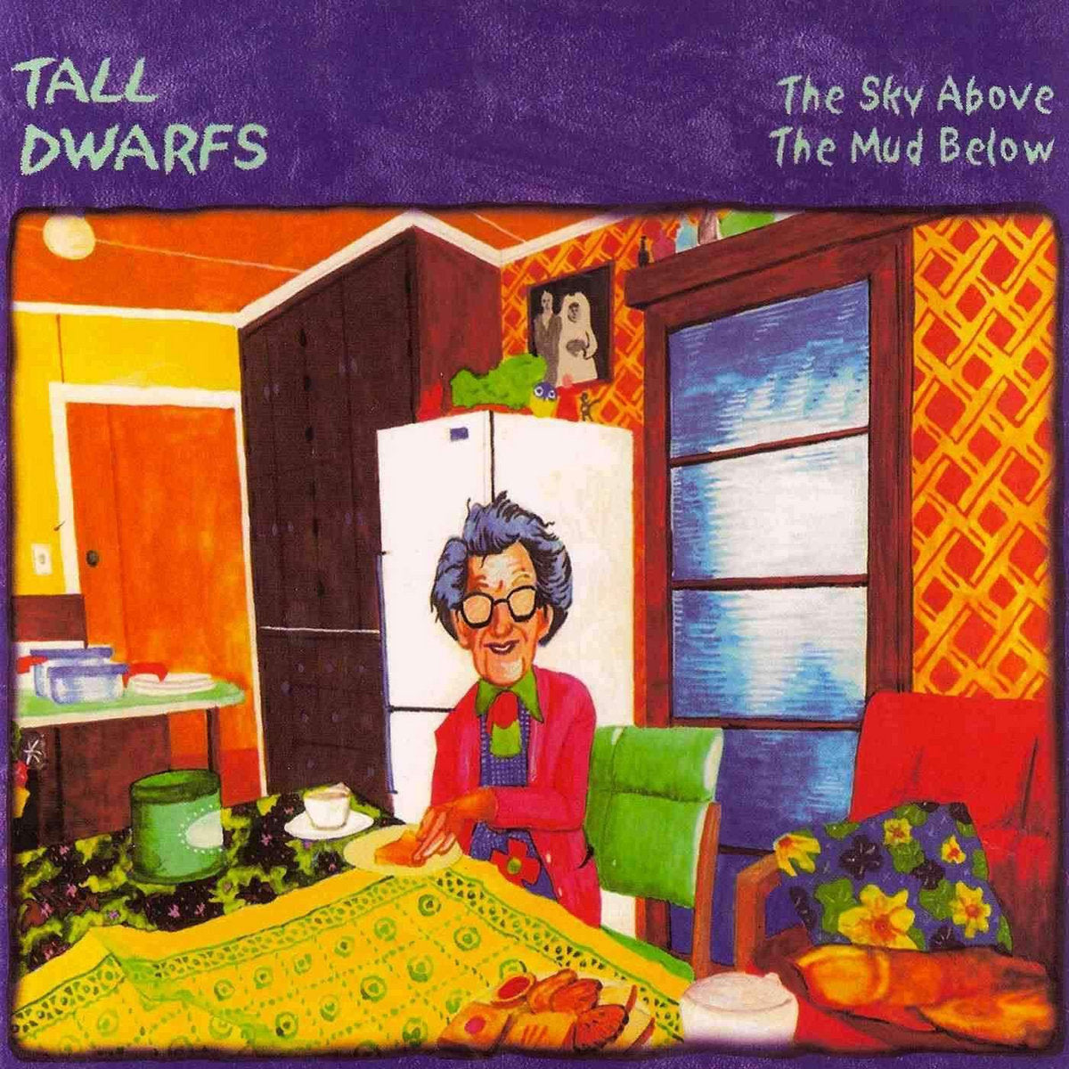 FN456 Tall Dwarfs - The Sky Above The Mud Below (2002)