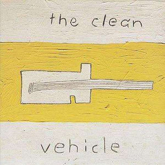 FNCD529 The Clean - Vehicle ‎(2013)