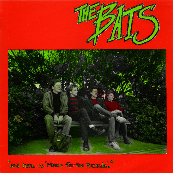 FN031 The Bats - And Here Is 'Music For The Fireside' (1985)
