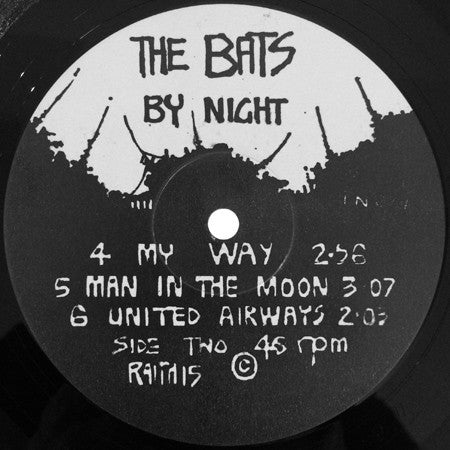 FN024 The Bats - By Night (1984)