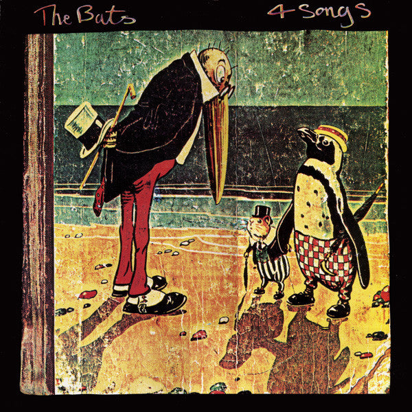 FN104 The Bats - 4 Songs (1988)