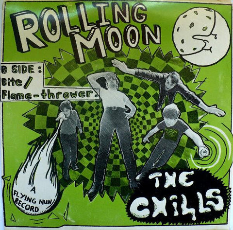 COLD001 The Chills - Rolling Moon (1982)
