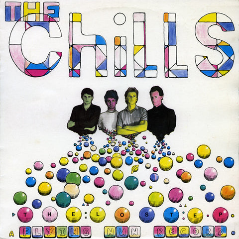 "COLD 004 The Chills - The ""Lost"" EP (1985)"