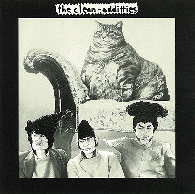 FN223 The Clean - Odditties (1994)