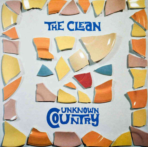 The Clean - Unknown Country (1996)‎